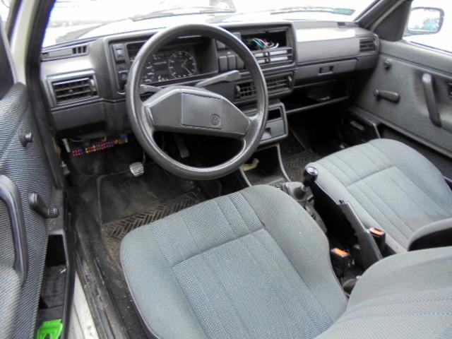 Volkswagen Golf Ii 3 Drzwi 1983 1992 Fotele